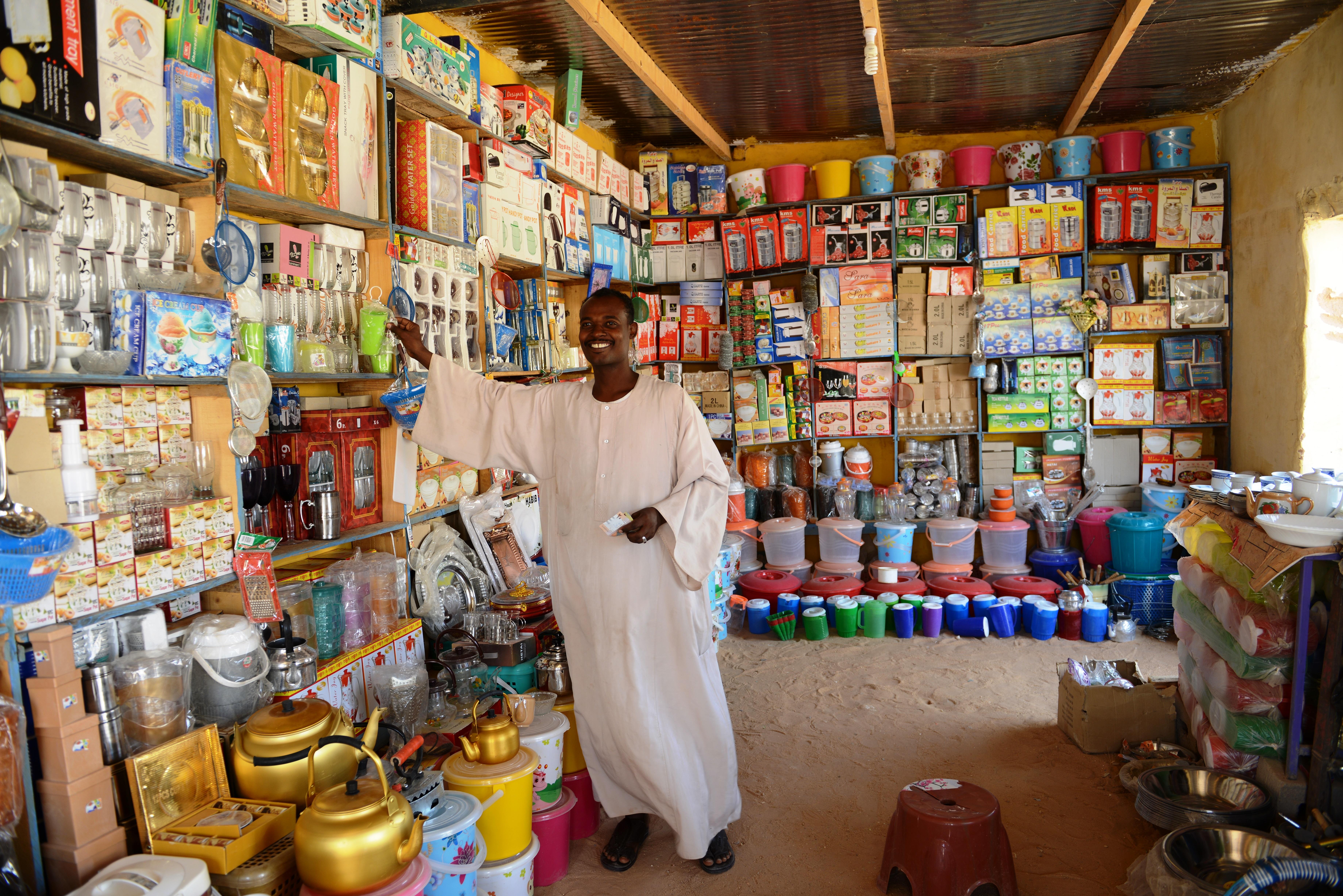 Sudan (25. September – 3. Oktober 2012)