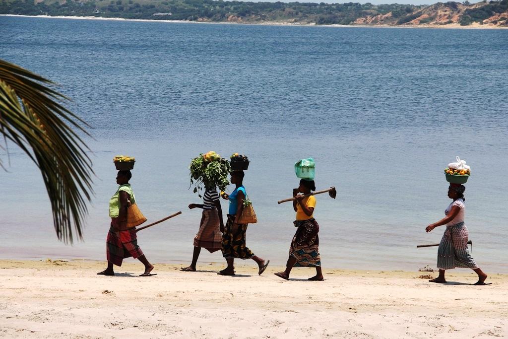 Mozambique 2. Teil (3. – 10. Dezember 2012)